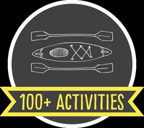 100+ Activities