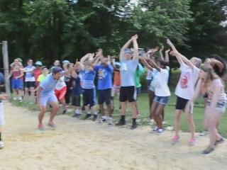 Teens Having Fun!