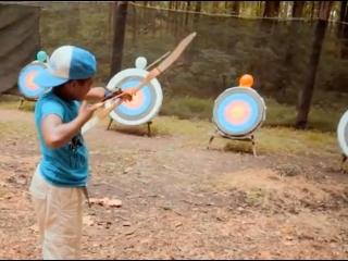 Robin's Range (Paint Ball, Tomahawk Toss and Archery)